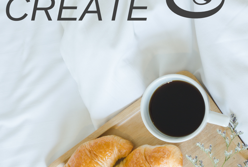 Coffee, Chat & Create